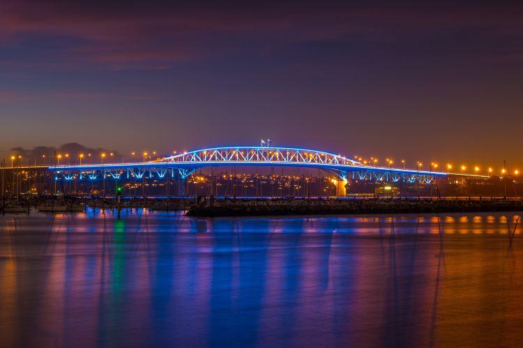 奧克蘭海港大橋2