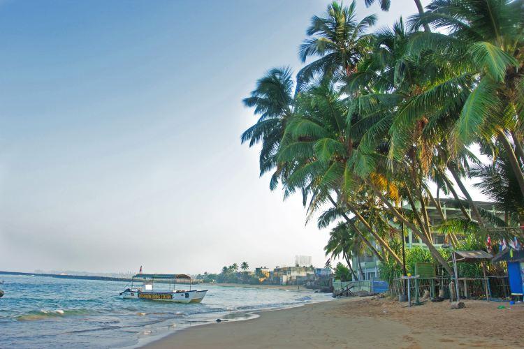 希卡杜瓦海灘1