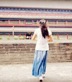 [西安游记图片] #随手拍#一日长安,往来千年