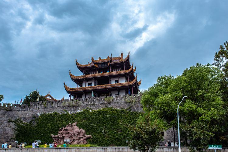 Tianxin Pavilion1
