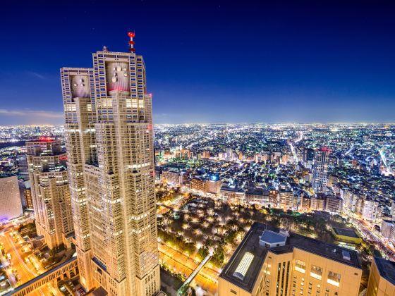 도쿄 도청사 전망대
