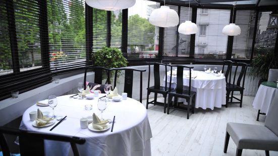 夜上海藍村餐廳