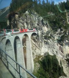 [采尔马特游记图片] 瑞士冰河列车-世界十大豪华列车之体验之一