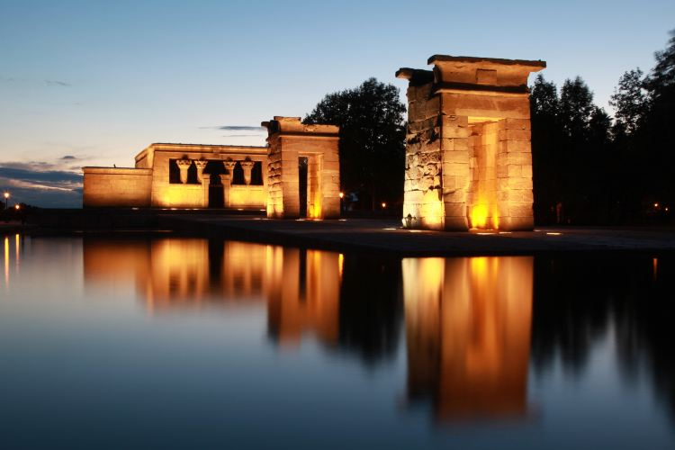 Temple of Debod3