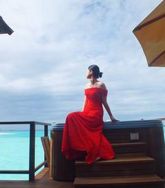 [伊露岛游记图片] 甜蜜蜜月游,马代梦成真---伊露岛之旅,两沙两水