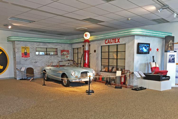 沃爾沃汽車博物館4