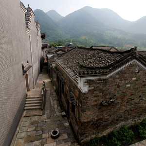 黄石游记图文-灵秀湖北,九古奇地上冯村