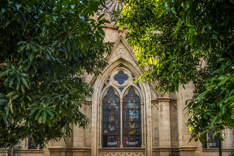 Sacred Heart Cathedral1