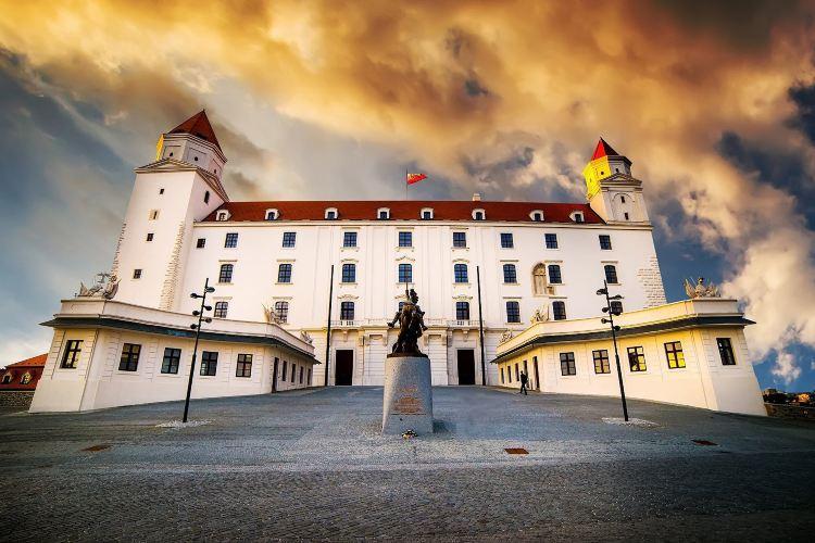 布拉迪斯拉發城堡1
