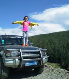 [喀纳斯游记图片] 2015.8.2-18【新疆/壶口】风一样的女子,7岁娃17天1.3万公里之长征路