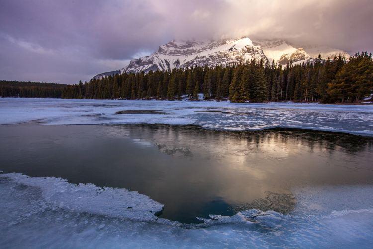 Two Jack Lake1