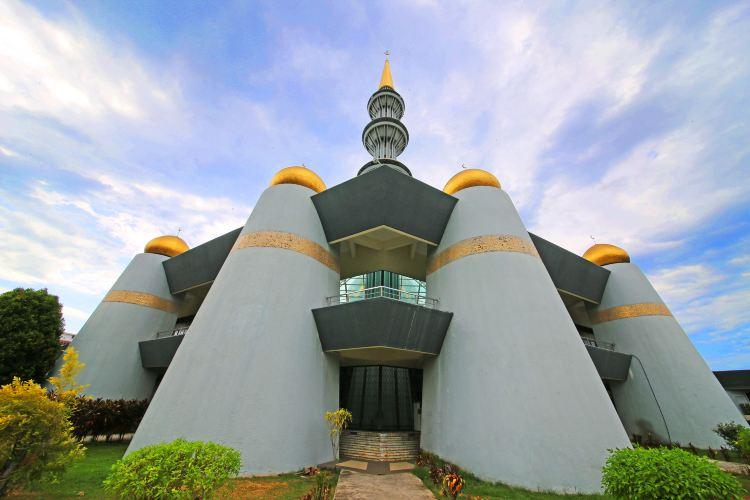 沙巴州立清真寺4