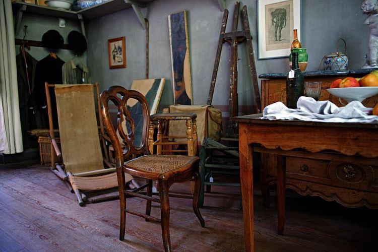 Musee Atelier de Cezanne2