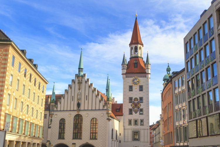 慕尼黑舊市政廳2