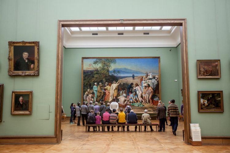 Tretyakov Gallery4