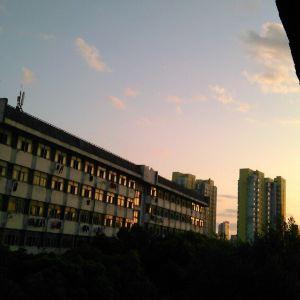 江西师范大学(青山湖校区)旅游景点攻略图
