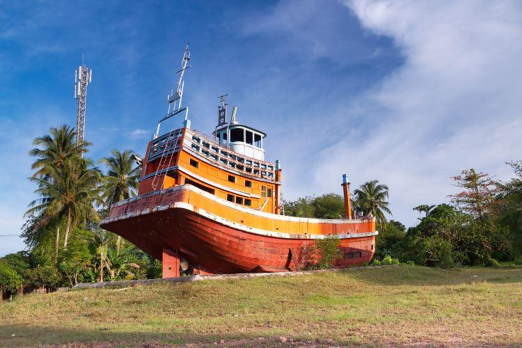 Phi Phi Tsunami Memorial Park1