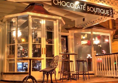 Chocolate Boutique Cafe1