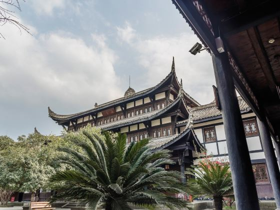 Sichuan Qing Dynasty Imperial Examination Hall