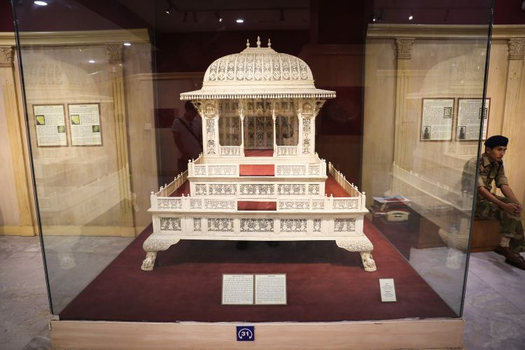 印度國家博物館1