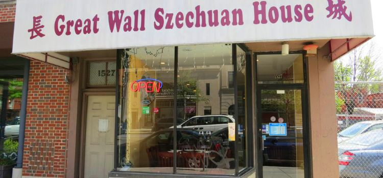 The Great Wall Szechuwan House