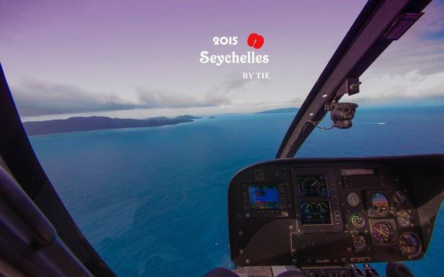 塞舌尔——最奢华海岛游记