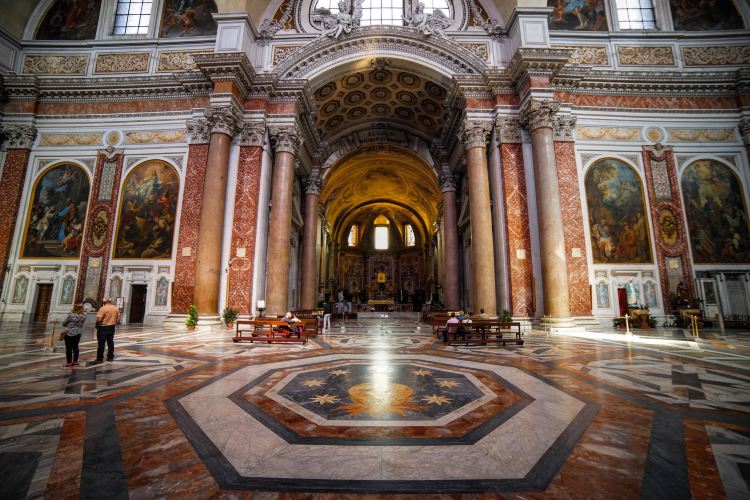 Basilica di Santa Maria degli Angeli e dei Martiri1