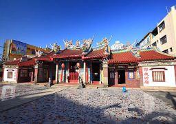 彰化郑成功庙