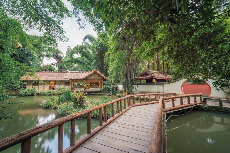 Du Fu's Thatched Cottage4