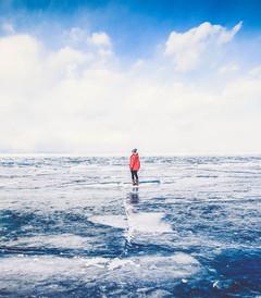 [伊尔库茨克游记图片]  贝加尔湖,关于西伯利亚、星空和无尽的翡翠之海