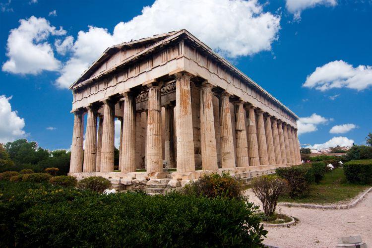 赫菲斯托斯神廟4