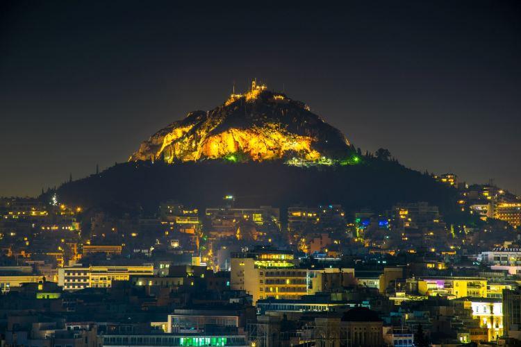 呂卡維多斯山2