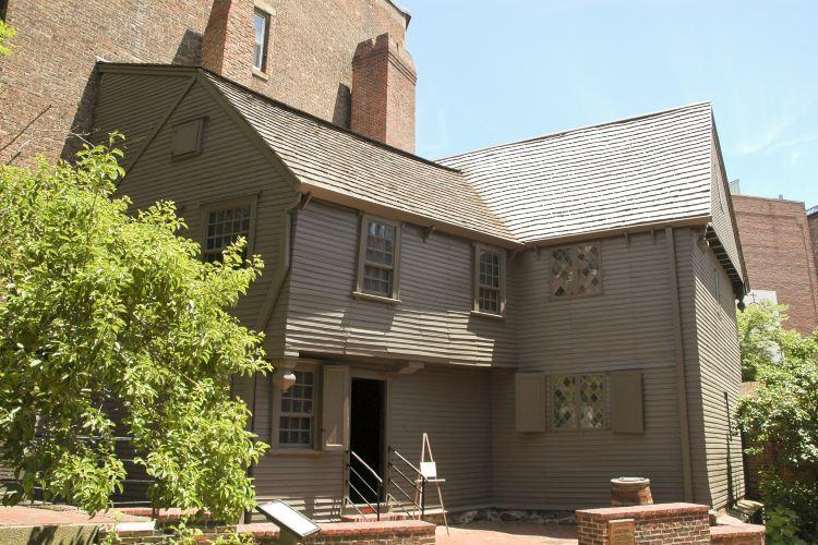 The Paul Revere House3