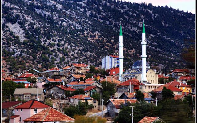 蓝色土耳其摄影游