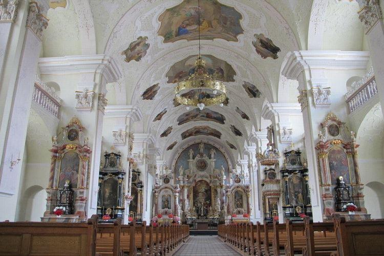 英格堡修道院2
