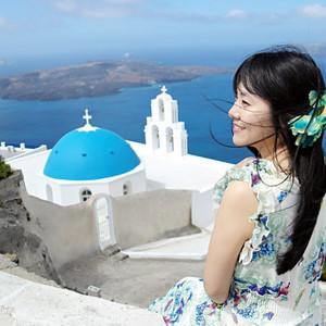 希腊游记图文-希腊 永恒的蓝白世界