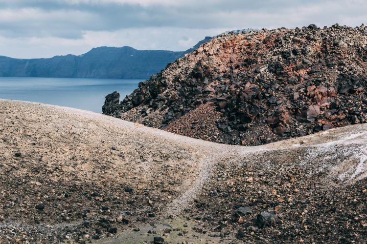 Nea Kameni Volcano2