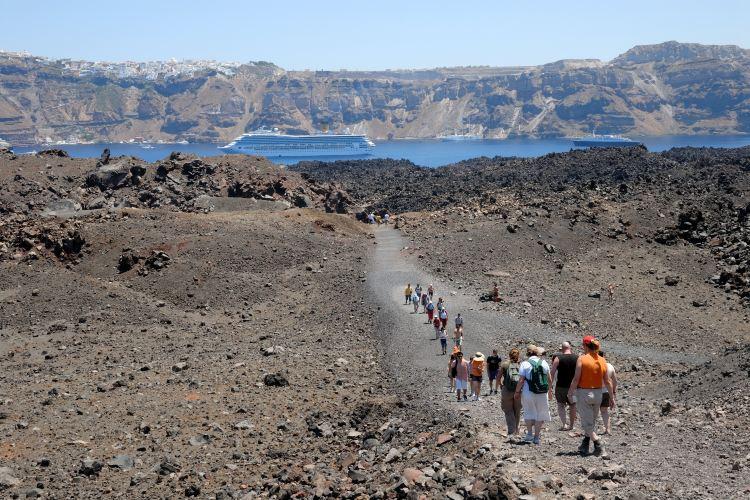 Nea Kameni Volcano4
