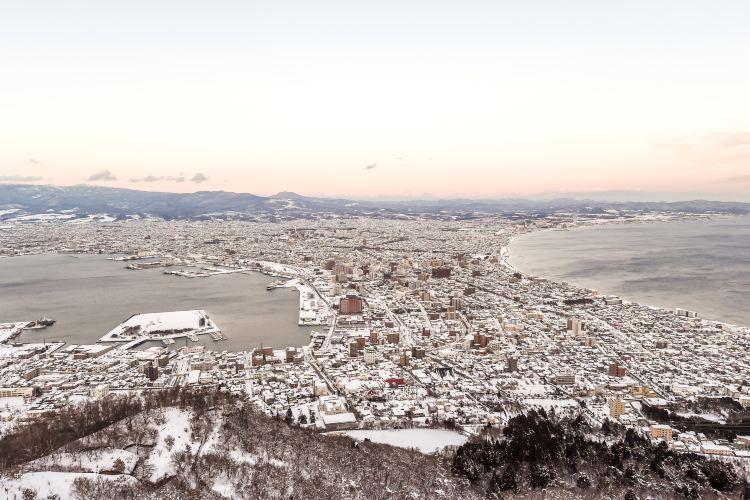 Mount Hakodate2