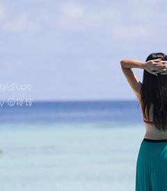 [马尔代夫游记图片] 携手闺蜜畅游马尔代夫拍写真