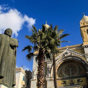 突尼斯游记图文-北非突尼斯蓝天之旅