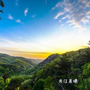 临朐游记图文-槐花飘香的季节 遇见沂山