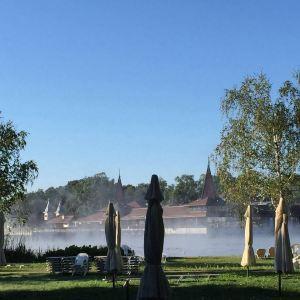黑维兹温泉疗养湖旅游景点攻略图