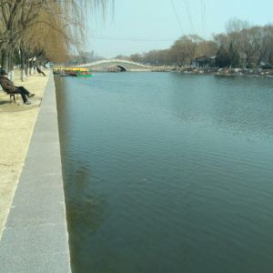 蒲湖公园旅游景点攻略图