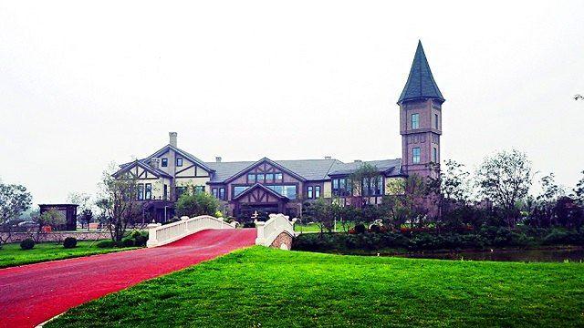 Wuqing Nanhu Green Expo Park2