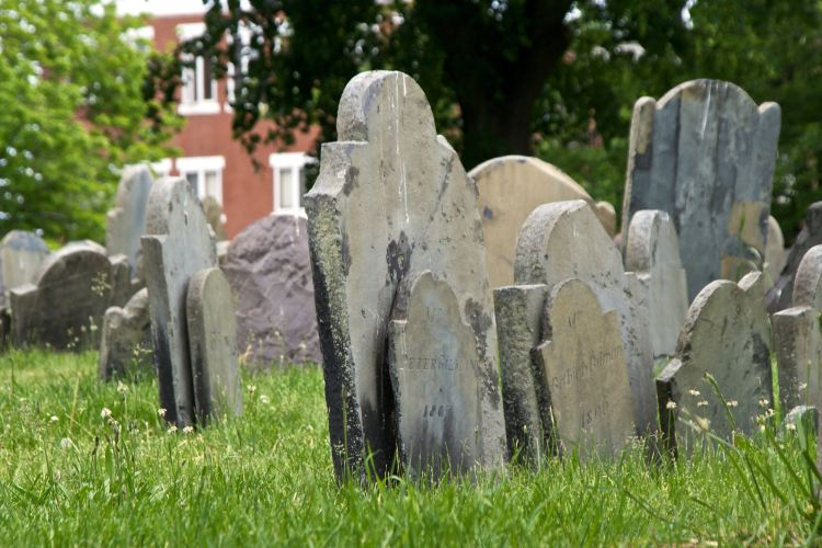 Copp's Hill Burying Ground1