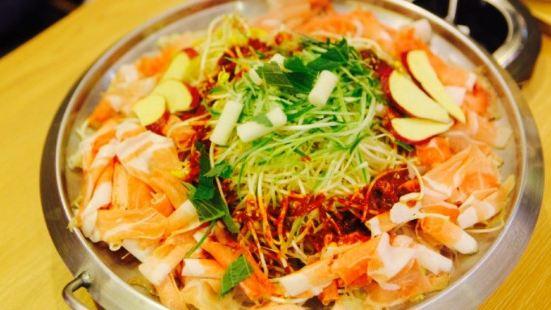 KONGBU Bean sprouts bulgogi(新村店)