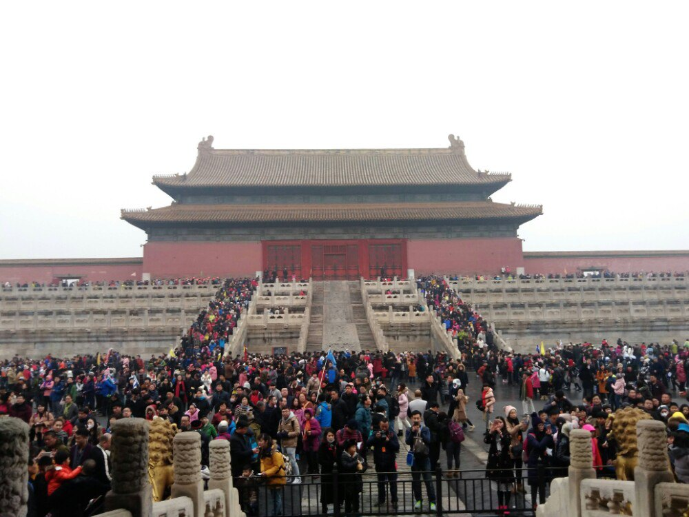Queuing takes up half the time (Ctrip)