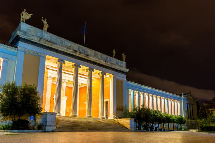 雅典國立博物館2