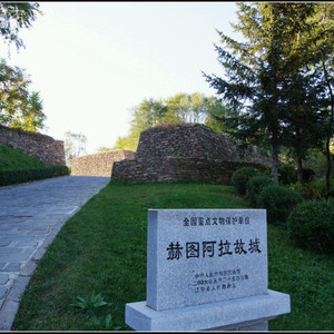 新宾游记图文-赫图阿拉老城